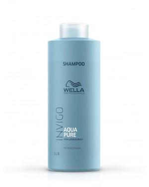 Champú Aqua Pure Invigo 1000ml Wella