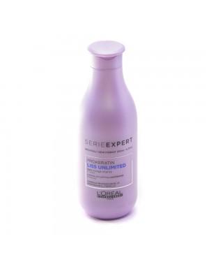 L'Oréal Serie Expert Acondicionador Liss Unlimited Shampoo 200ml