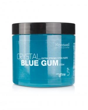 Gel Fix Crystal Blue Gum 200ml Kosswell + 1 Consejo