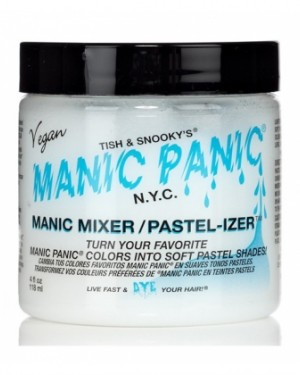 Crema Manic Panic High Voltage MIXER / PASTEL-IZER + 1 Consejo