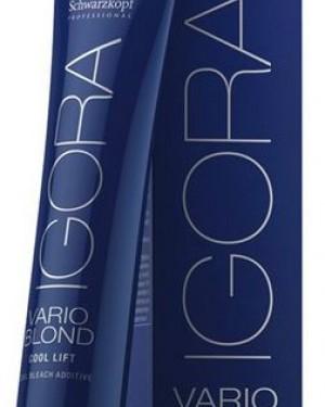 Aditivo de color frío Vario Blond COOL LIFT 60 ml Schwarzkopf Profesional