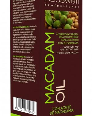 Ks Aceite Macadamia 100ml + 1 Consejo