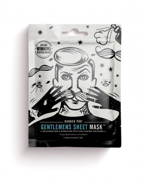 Barber Pro Sheet Mask + 1 Consejo