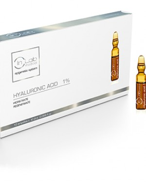 Ampollas Hyaluronic 1% 10 Uds 2ml InLabMed