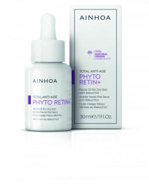Aceite Facial Piel Seca con Bakuchiol Phyto Retin+ 30ml Ainhoa