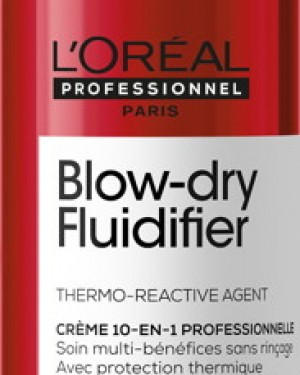 Crema Blow-Dry Fluidifier Leave In 150ml L'Oréal