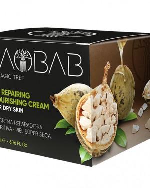 Baobab Crema 200ml Regeneradora + 1 Consejo
