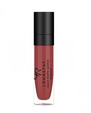 Golden Rose Longstay 19 Liquid Lipstick + 1 Consejo