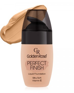 Base Maquillaje Perfect Finish 52 Liquid Foundation Golden Rose