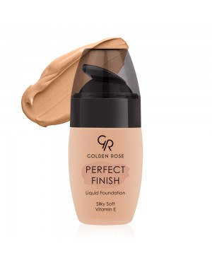 Base Maquillaje Perfect Finish 53 Liquid Foundation Golden Rose