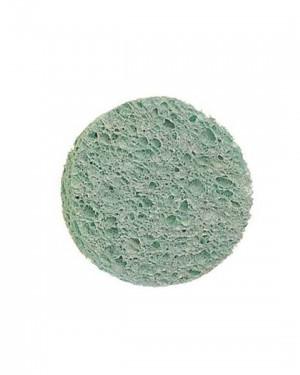 Esponja Desmaquillar Celulosa 7cm 6uds.