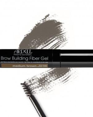 Fiber Gel Brow Builder Medium Brown Ardell + 1 Consejo