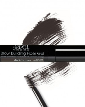 Fiber Gel Brow Builder Dark Brown Ardell + 1 Consejo