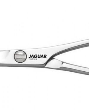 "Tijera Silver Ice White Line 6"" Jaguar + 1 Consejo"