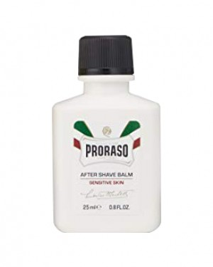 Balsamo Post Afeitado Mini 25ml Sensible Proraso + 1 Consejo