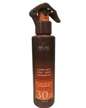 Protector Solar Spf30 Arual 200ml