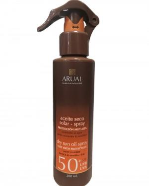 Protector Solar Spf50 Arual 200ml