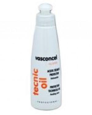 Aceite antimanchas tinte Tecnic Oil 225ml Vasconcel + 1 Consejo