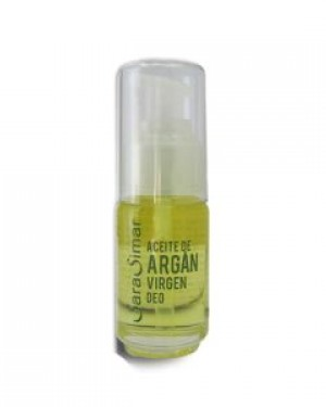 Aceite Argan 100% Puro 30ml Sara Simar + 1 Consejo