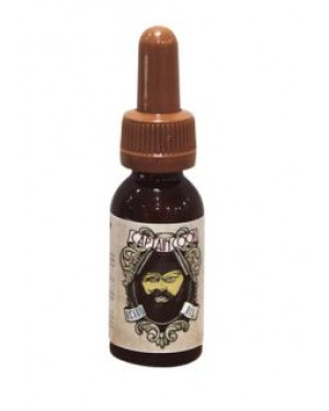 Aceite Barba 30ml Capitan Cook