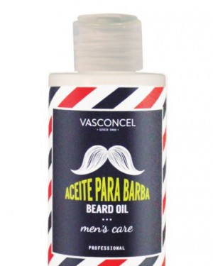 Aceite para Barbas Man 75ml Vasconcel
