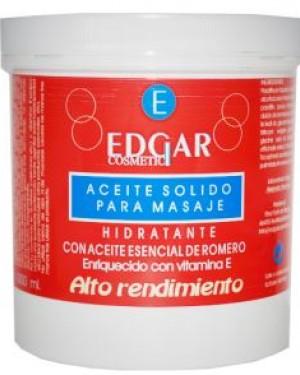 Aceite Solido Masaje Romero 1000ml Edgar