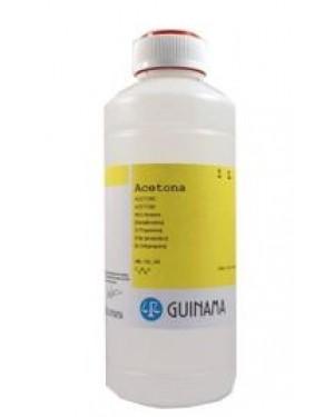 Acetona pura 1000ml Guinama + 1 Consejo