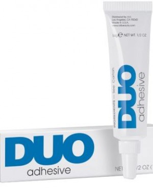 Adhesivo Pestañas Duo Clear Surgical 5gr
