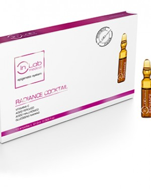 Ampollas Radiance Coctail 10x2ml InLabMed