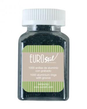 Anillas Extensiones Negras 1000und Eurostil + 1 Consejo