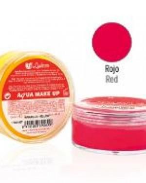Aqua Make Up Grande Stage Line Laurendor Rojo