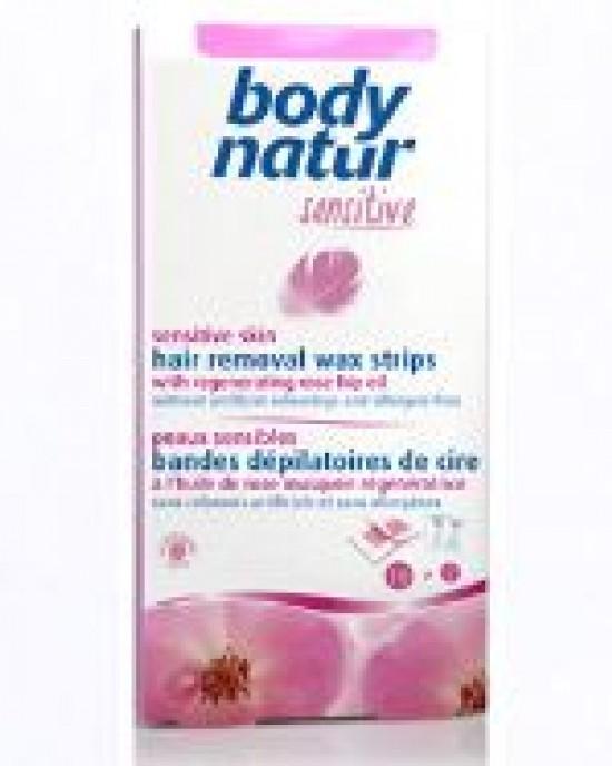 Bandas Rosa Mosqueta depilar Body Natur Body Natur Cera Semifria