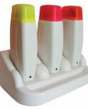 Base calentadores Triple Giubra + 1 Consejo
