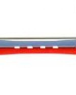 12 unidades Bigudie Bicolor 95mm Rojo-Azul 904 Eurostil + 1 Consejo