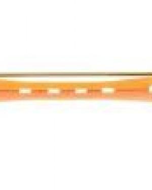 12 unidades Bigudie Bicolor 95mm Rosa-Amarillo 902 Eurostil + 1 Consejo