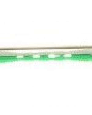 12 unidades Bigudie Bicolor 95mm Verde Blanco 900 Eurostil + 1 Consejo