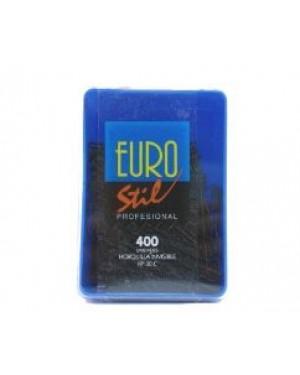 Caja Horquilla invisible 400und Negro Eurostil + 1 Consejo