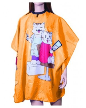Capa corte nylon Infantil Naranja Eurostil