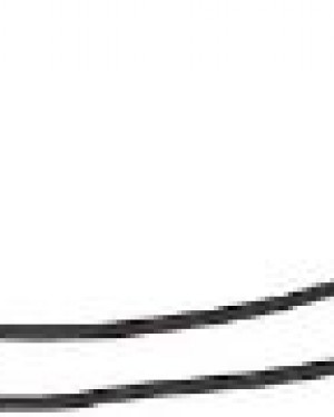 12 unidades Goma Gancho Negro Eurostil + 1 Consejo