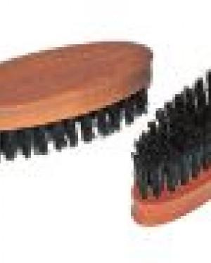 Cepillo Mini Oval Barbas Jabali Regincos + 1 Consejo