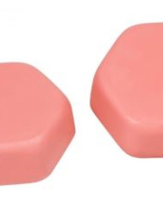 Cera caliente baja fusion Rosa Supra 1kg Depil Ok Depil-Ok Cera Caliente