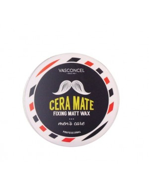 Cera Mate flexible Man 100ml Vasconcel