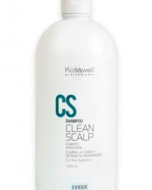 Champu anticaspa Clean Scalp 1000ml Kosswell + 1 Consejo