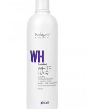 Champu cabellos blancos White Hair 500ml Kosswell