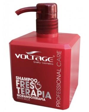 Champu Fresa Terapia 500ml Voltage + 1 Consejo