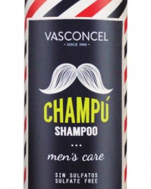 Champu Sin Sulfatos Man 250ml Vasconcel
