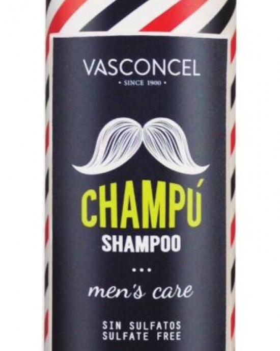 Champu Sin Sulfatos Man 250ml Vasconcel Vasconcel - Salvaderm Novedades