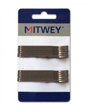 Clip Bronce Liso 70mm Mitwey + 1 Consejo