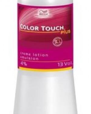 Color Touch Plus Emulsión intensiva 4% 1000ml Wella
