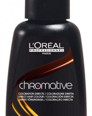 Coloracion directa Chromative 3 Castaño Oscuro Loreal